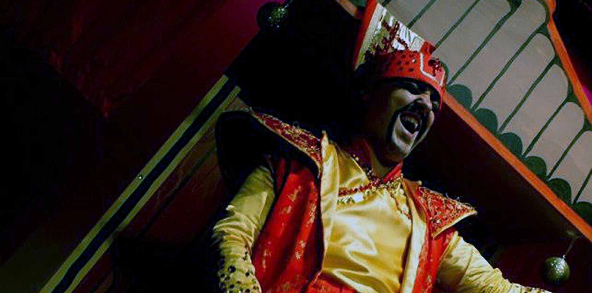 c21 Theatre Company Aladdin