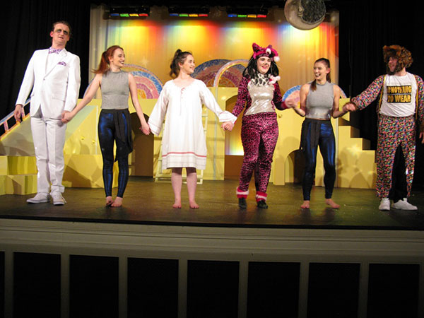c21 Theatre Lucy and the Dreamcatcher