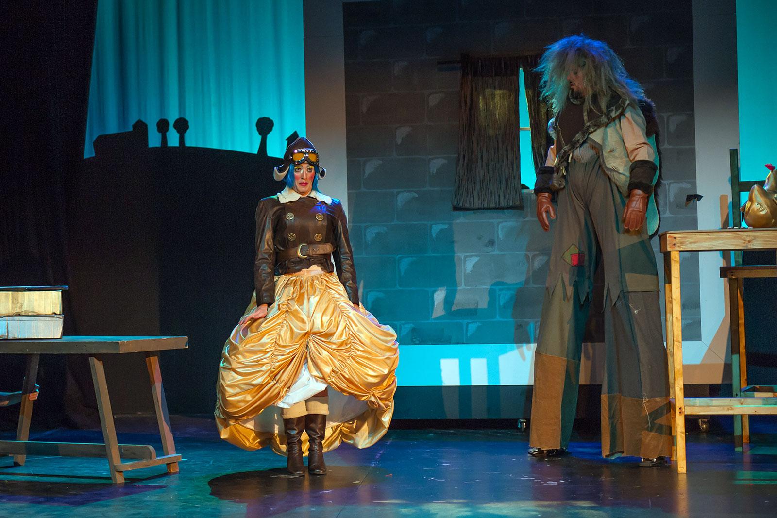 c21 Theatre Company Jack and the Beanstalk
