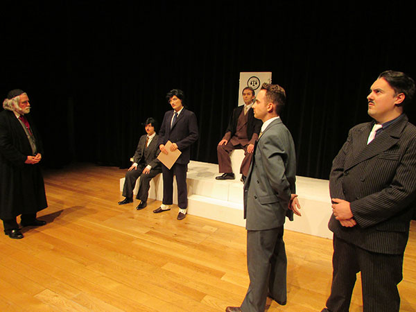 c21 Theatre Company Merchant of Venice