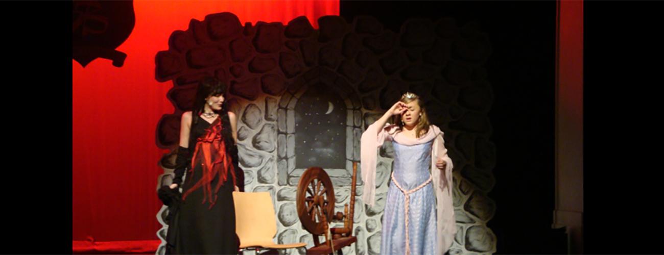 c21 Theatre Company Sleeping Beauty
