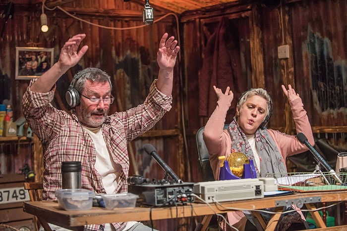 c21 Theatre Ardnaglass on the Air