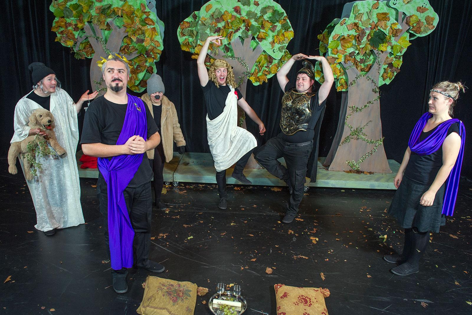 A Midsummer's Night Dream - c21 Theatre Company