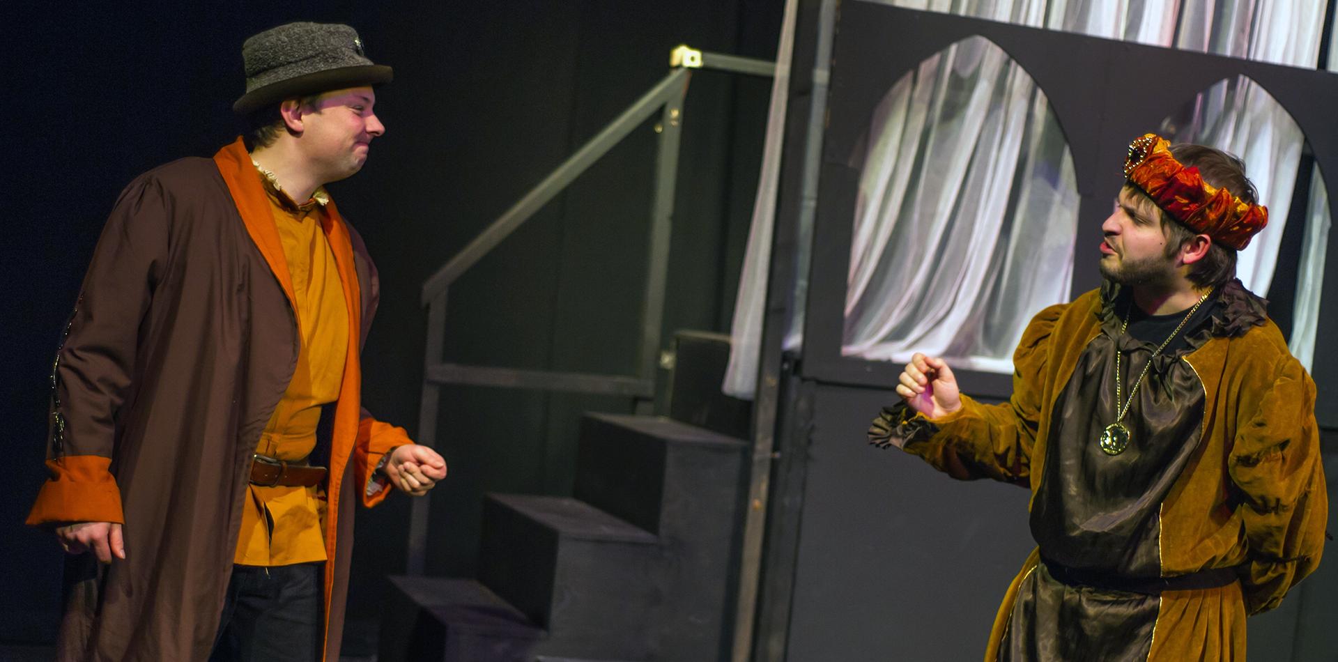 c21 Theatre Company Romeo and Juliet