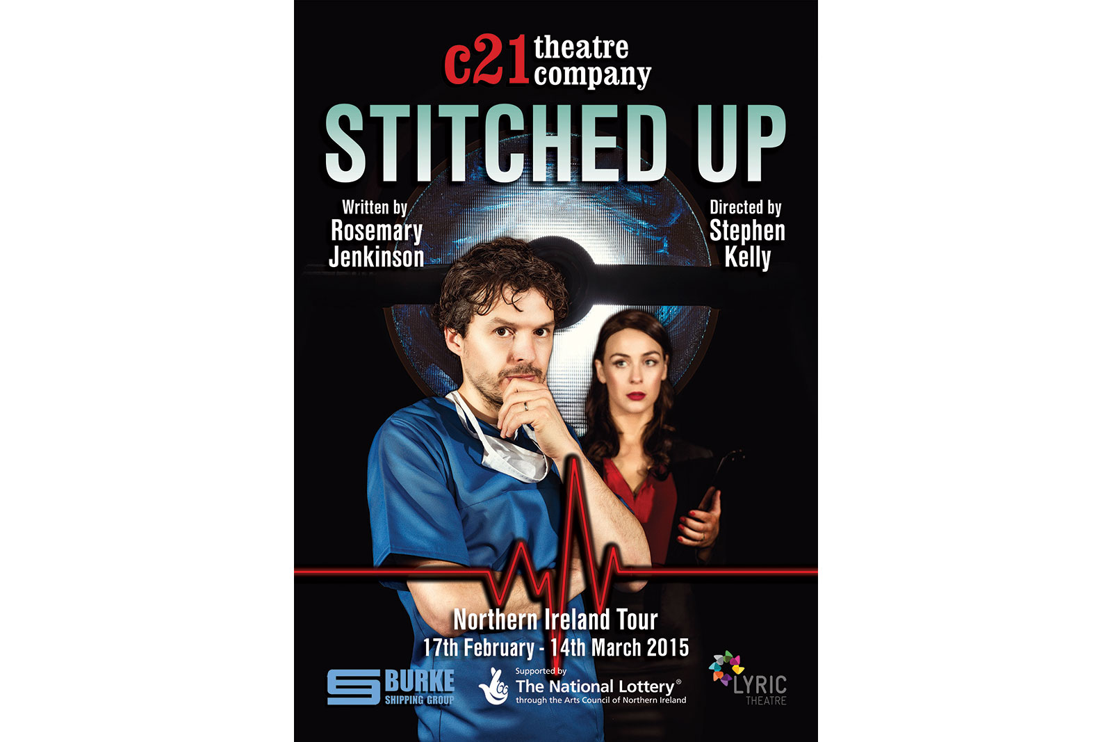 c21 Theatre Company Stitched Up