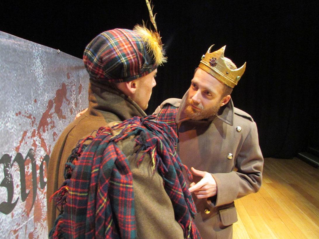 c21 Theatre Macbeth